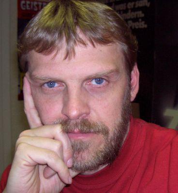 DARK LADIES  -  Arthur Gordon Wolf zu seinem Beitrag befragt